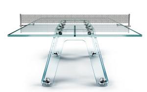 Glazen tafeltennistafel 2